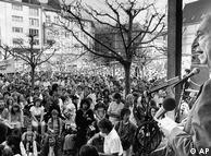 1984年的法兰克福复活节和平游行