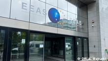 Belgien Brüssel | EEAS-Gebäude, Dialog Kosovo-Serbiein