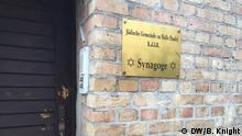 Deutschland Terroranschlag in Halle