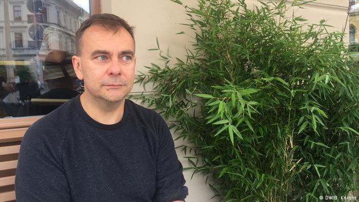 Torsten Hahnel, aktivist iz Hallea
