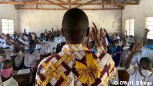 Auswirkungen der Corona-Pandemie auf Schüler in der Region Simiyu, Tansania