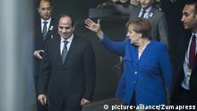 Deutschland Merkel Treffen Afrikanische Staatschefs 2017