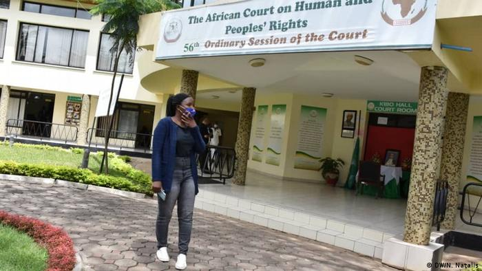Tansania African Court of Human and people's Rights