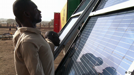 Eco Africa Sendung #225   Mali Solar
