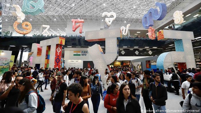 Mexiko Buchmesse Feria Internacional del Libro in Guadalajara