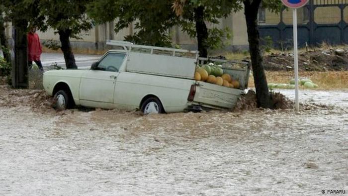 Iran | Hochwasser