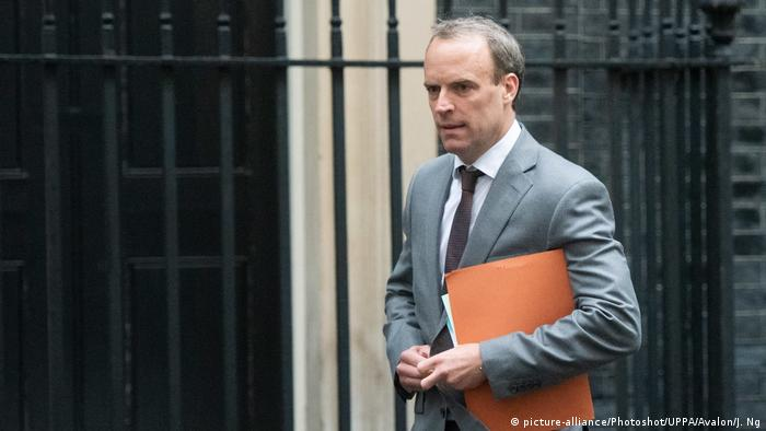 Ministers - Thursday 2 July 2020 - Downing Street, London (picture-alliance/Photoshot/UPPA/Avalon/J. Ng)