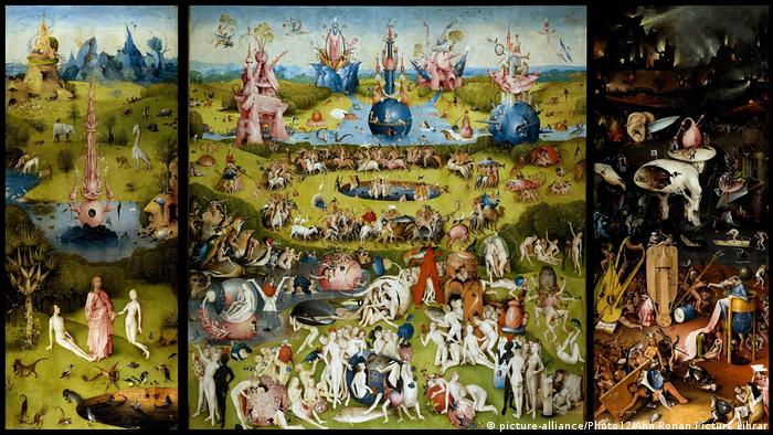 Hieronymus Bosch - The Garden of Earthly Delights. (picture-alliance/Photo12/Ann Ronan Picture Librar)