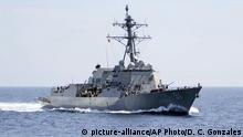 Kriegsschiff USS Pinckney