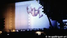 The Wall Live in Berlin von Roger Waters inszenierte Show und Konzert Performance 1990 in Berlin