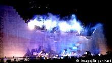 The Wall Live in Berlin von Roger Waters inszenierte Show und Konzert Performance 1990 in Berlin