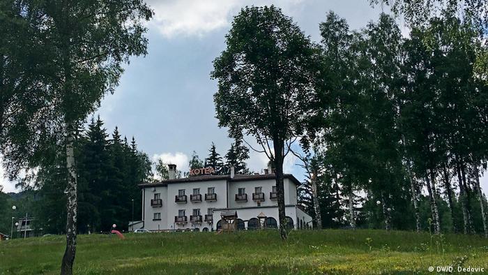 Hotel Vlasina koji je zatvoren