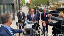 Belgien   Dialog Kosovo in Brüssel