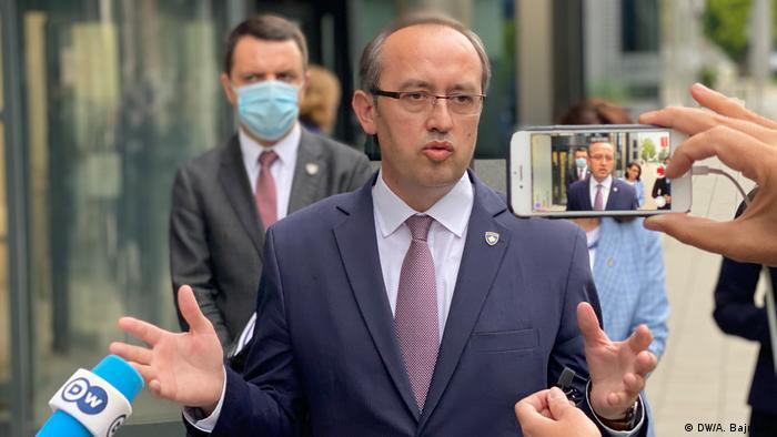Kosova Başbakanı Avdullah Hoti