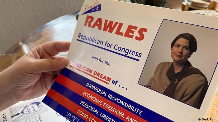 USA | Republikanerin Linda Rawles