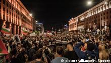 Bulgarien I Proteste gegen Regierungsbeschlüsse