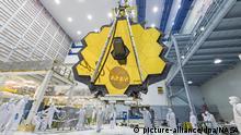 Start von «James Webb»-Teleskop der Nasa verschiebt sich weiter NASA USA