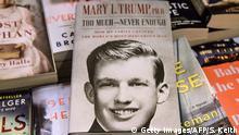 Enthüllungsbuch von Trump-Nichte Mary