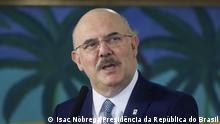 Brasilien Milton Ribeiro Bildungsminister