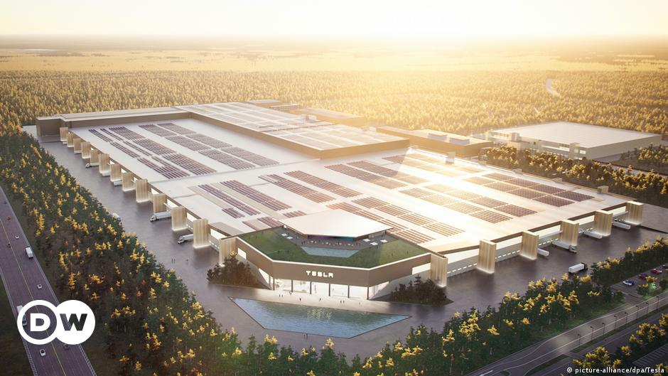 Locals' views on German Tesla plant irreconcilable as production start faces delay