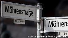 BdT Deutschland Berlin | Rassismusdebatte Mohrenstraße