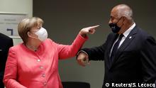 Belgien EU Ratsitzung Treffen EU Rat Brüssel