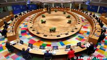 Belgien Brüssel EU-Gipfel | Sitzungssaal