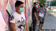 Italien Bangladescher obligatorisch auf COVID-19 getestet werden