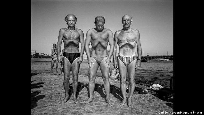 Карл Де Кейзер: Петропавловская крепость. Из серии Homo Sovieticus. Ленинград, СССР, 1989