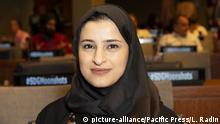 Sarah Al Amiri | Vorsitzende des Wissenschaftsrates der Vereinigten Arabischen Emiraten