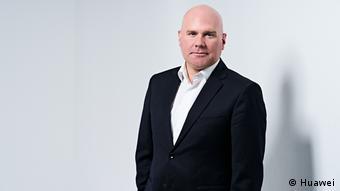 Carsten Senz, Head of Corporate Communications von Huawei in Deutschland