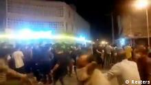 Iran Behbahan |Protest gegen wirtschaftliche Schwierigkeiten (Reuters)