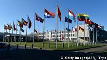 Belgien Brüssel 2018 |NATO-Hauptquartier (Getty Images/AFP/J. Thys)