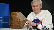Deutschland Steinmeteorit von Blaubeuren