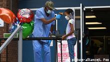 USA I Kalifornien I Coronavirus