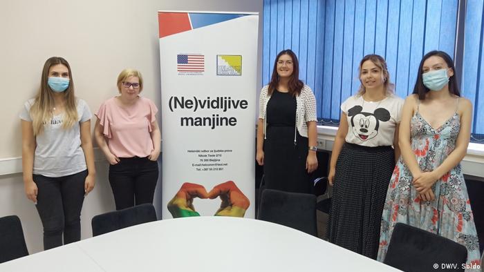 Bosnien und Herzegowina Mostar |Konferenz (Un)sichtbare Minderheiten