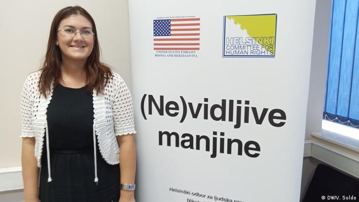 Bosnien und Herzegowina Mostar |Konferenz (Un)sichtbare Minderheiten | Mirjana Cuskic