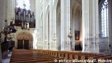 Frankreich Nantes 2008  Kathderale Saint-Pierre-et-Saint-Paul, Orgel