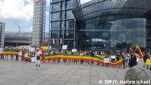 Deutschland Berlin | Demonstration gegen Gewalt in Äthiopien
