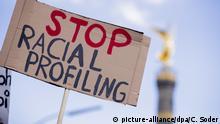 Deutschland | Black Lives Matter | Protest gegen Rassismus