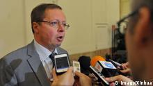 Russischer Diplomat Andrei Kelin