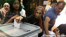 Parlamentswahlen in Syrien I 2020
