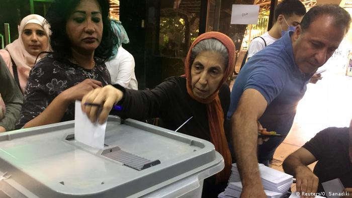 Сирійці голосують на парламентських виборах вже втретє з початку війни у країні