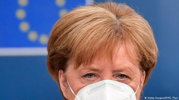 Brüssel I EU-Gipfel Tag 3 I Angela Merkel