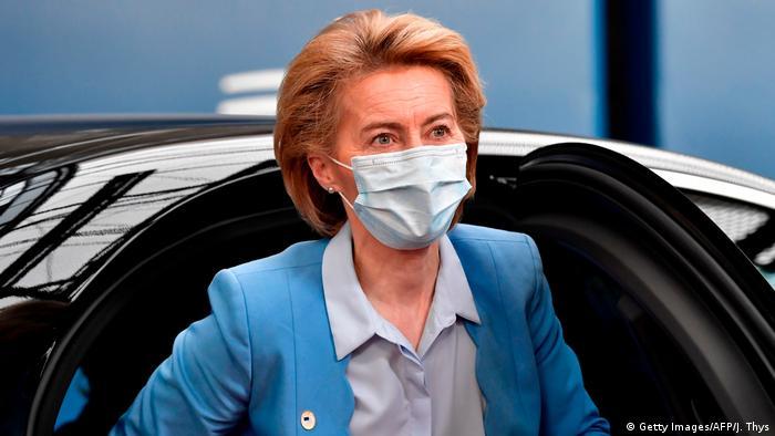 Brüssel I EU-Gipfel I Tag 3 I Ursula von der Leyen