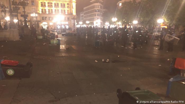 Opera Meydanı'nda 39 kişi gözaltına alındı