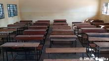 Mosambik Maputo | Leere Schulklasse