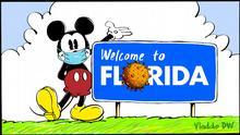 DW-Karikatur von Vladdo - USA, Florida