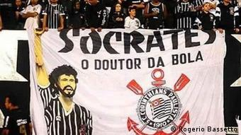 Legendary player Socrates played for the club between 1978 and 1984