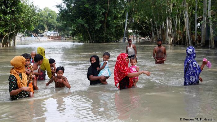 Afghanistan | Hochwasser Überschwemmung